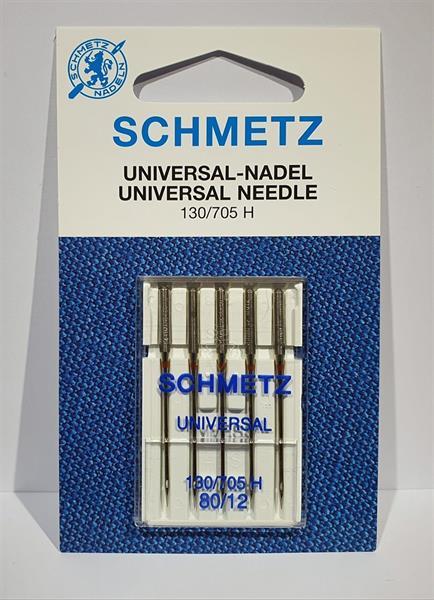 Schmetz universal terävä 80 neulapakkaus