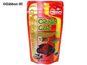 Ciklid Gold Mini 57g