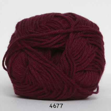 Blend vinröd 4677