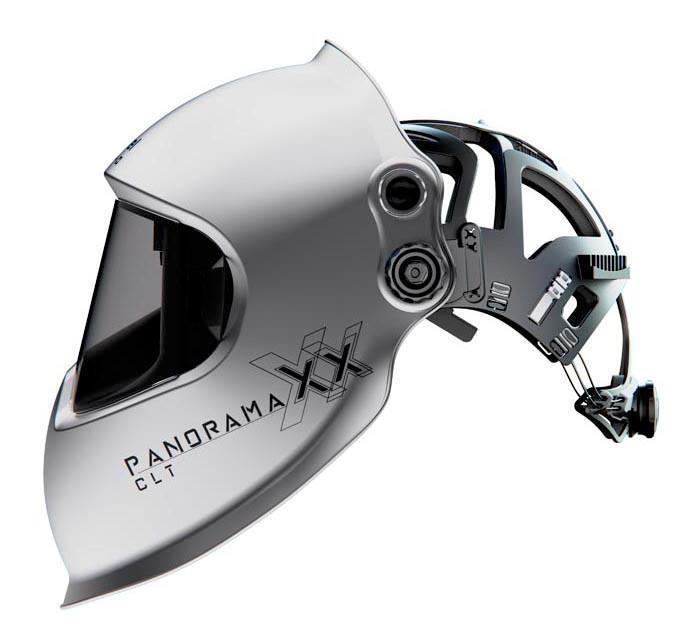Svetshjälm Optrel Panoramaxx CLT Isofit (Silver)