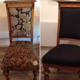 Klunkestol fra Grinaker Vev