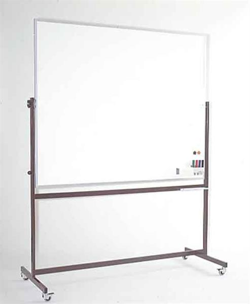 Whiteboard tavla på stativ
