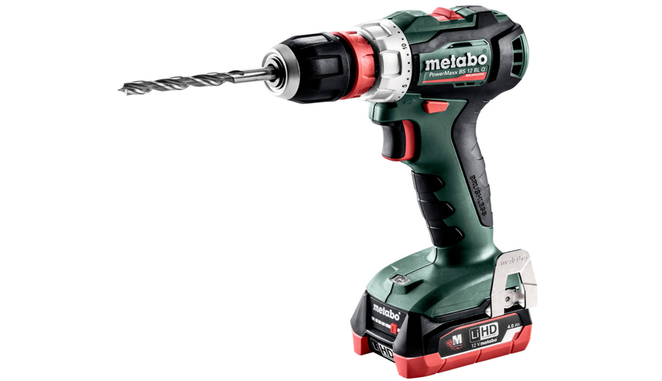 Metabo Powermaxx BS 12 BL Q Kit