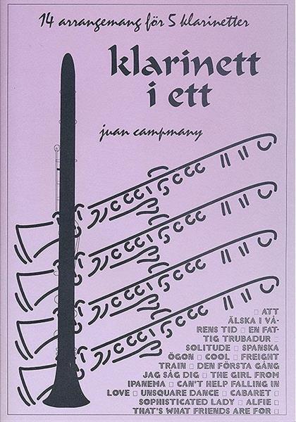 Klarinett i Ett