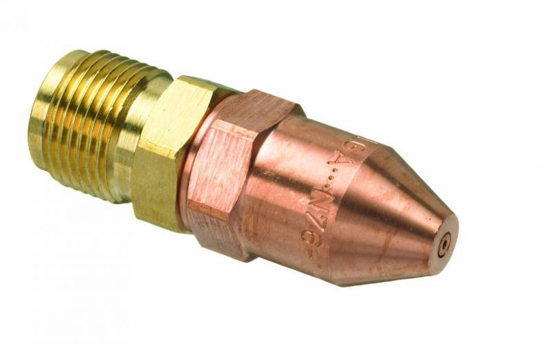 Ringlågemunstycke N76, nr 1 5-20mm