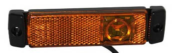 Sidomarkeringslykta Hella, LED 12V