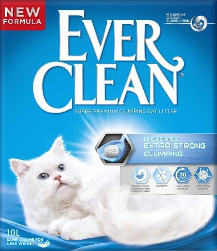 EverClean Unscented Extra Strong Clumping 6lit