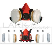 CS Star  Kullfilter maske A2/P2 M