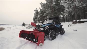 Snöslunga 180 cm UTV