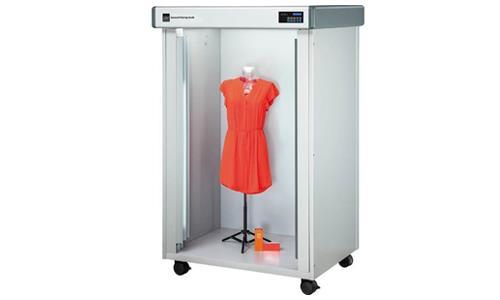 Just Garment Viewing Booth