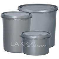 CS PLASTIKK TOMBOKS grå 0,5L pk a 100stk.