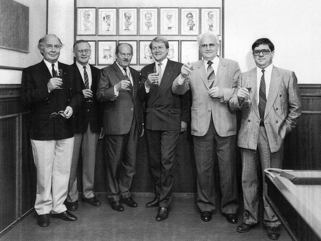 Karikatyyrit 1991