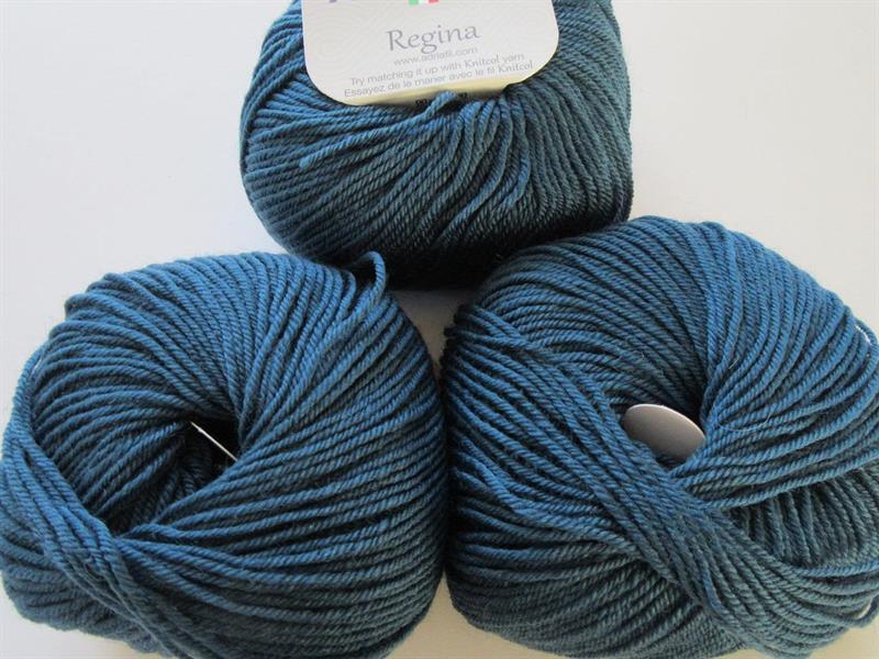 Regina Petrol Blue