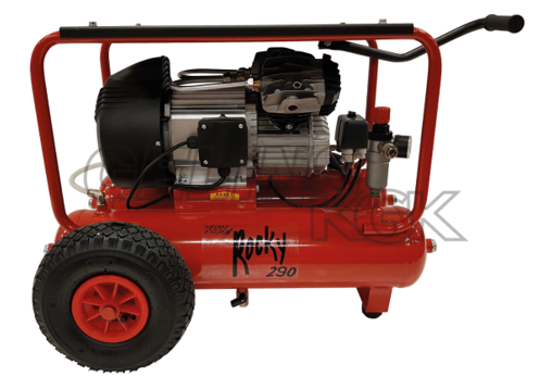 Byggkompressor Rocky 290
