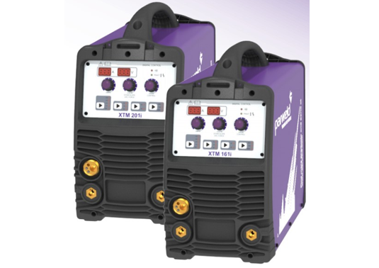 MIG/MAG Inverter Synergi 160 A