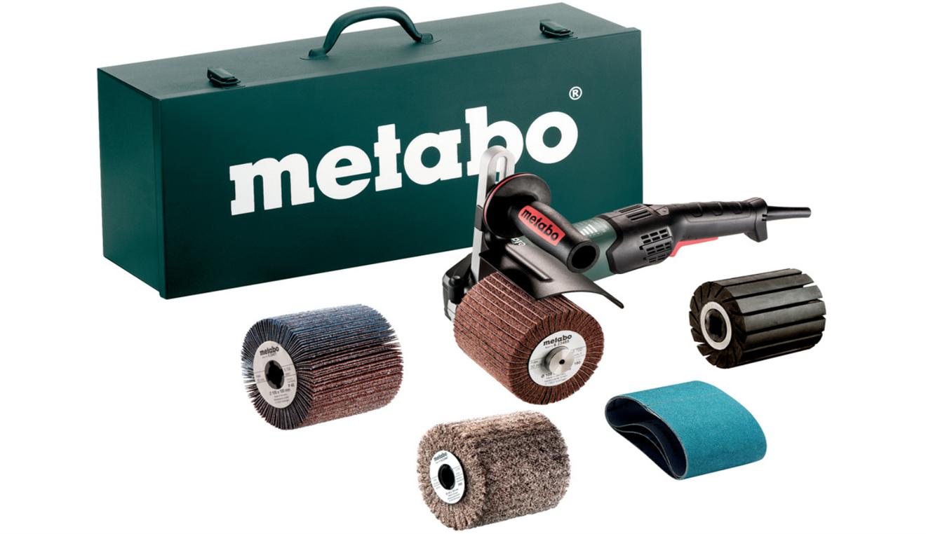 Metabo Satineringsmaskin SE 17-200 RT SET