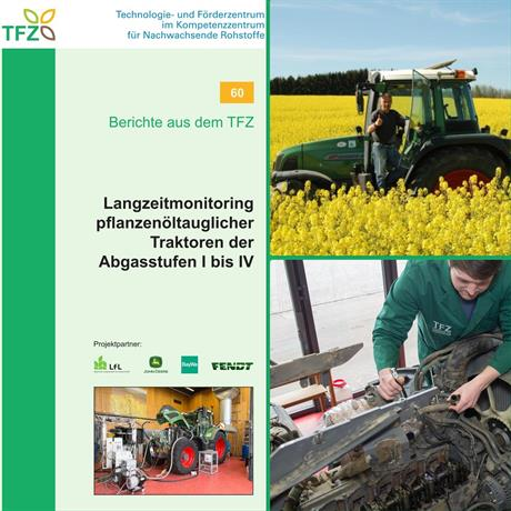 German Scientists recommend PPO as green fuel for agricultural and forestry machinery