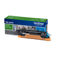 Brother TN-247C high yield toner cyan