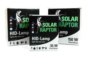 Solar Raptor 150w Flood, par 38