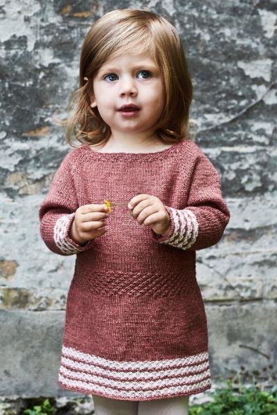 Flickklänning i Esther
