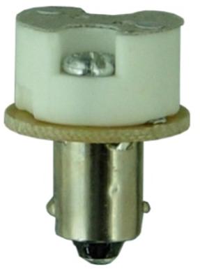 Adaptersockel från BA9 till G4