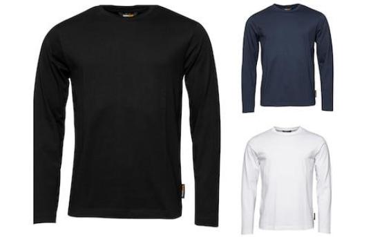 Långärmad T-shirt Worksafe