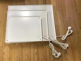 Värmepanel 70 watt, 31x41cm