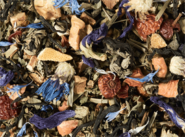Herbal Tea Blend Blueberry Blossom