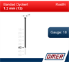 Dyckert 12/40SS Rostfri 7M
