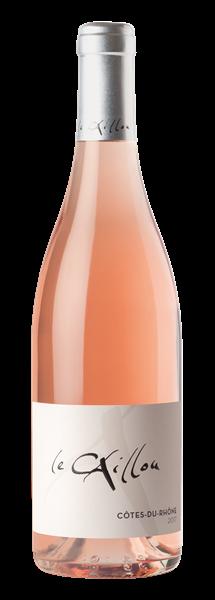 Caillou Côtes du Rhône Rosé -19