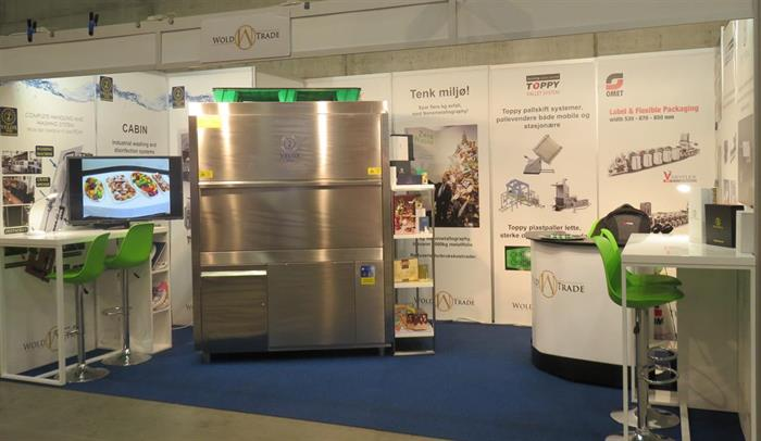 Wold-Trade at Food & Packaging 2017