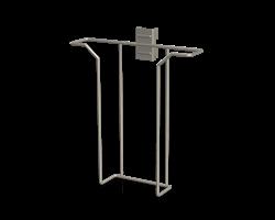 Broschyrhållare för A4 stående
