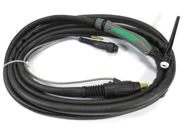 Migatronic Tig-paket 101 Flex 4M Gaskylt