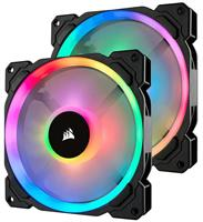Corsair LL140 RGB 140mm 2-pk