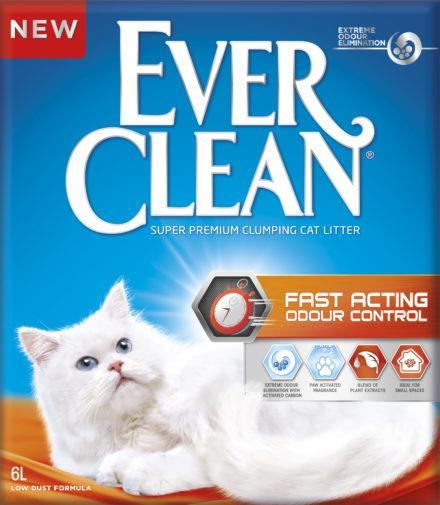 EverClean Fast Acting Odour Control 6lit