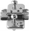 CLIP top monteringsplatta 3 mm