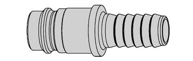 Cejn 410 Insticksnippel Slang Hane, 10mm