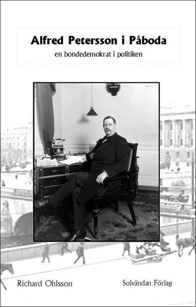 Alfred Petersson i Påboda
