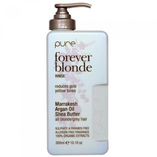 pure forever blonde balsam