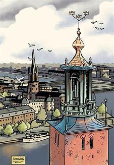 Stockholm - Stadshuset