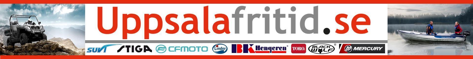 Uppsala Fritid - Banner