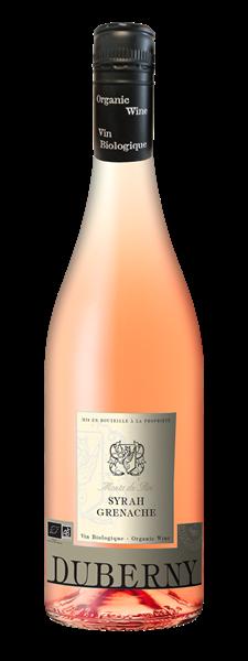 Duberny Syrah-Grenache Rosé -20