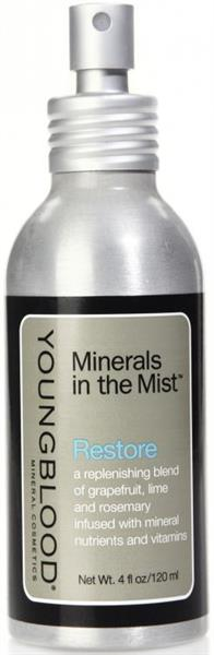 Youngblood minerals in the mist restore