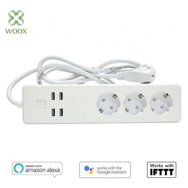 Woox Grenuttag Smart Multi Plug