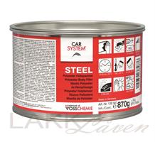 CS Steel Spesialsparkel/metall alu-grå. 0.9kg