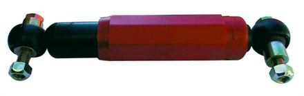 Axelstötdämpare AL-KO Octagon (röd)