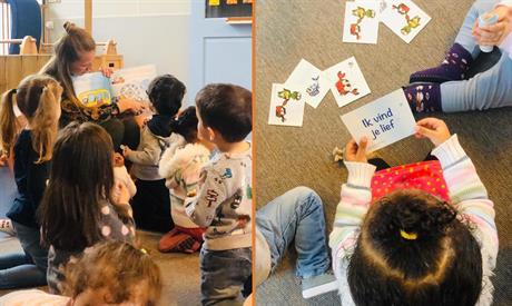 Erkende Sta Sterk Training Haarlem e.o  -  Sociale Weerbaarheidstraining kinderen - Tegen pesten