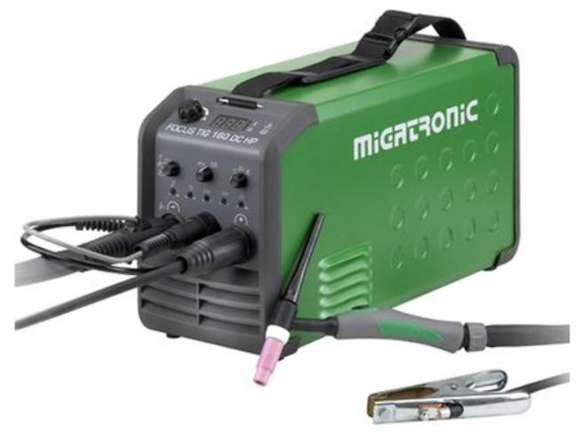 Migatronic Focus Tig 160 DC