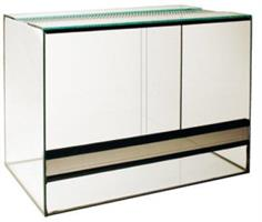 Helglasterrarium 50x30x40cm