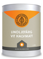Linoljefärg HM 1 liter